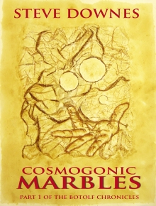 Cosmogonic Final Mixed Media Cover